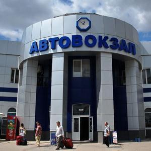 Автовокзалы Бородино