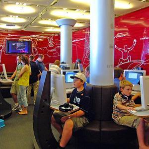 Интернет-кафе Бородино