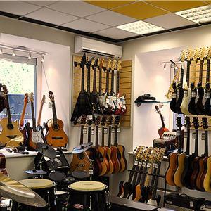 Музыкальные магазины Бородино