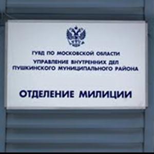 Отделения полиции Бородино