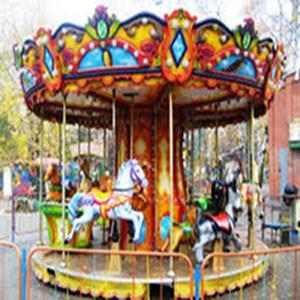 Парки культуры и отдыха Бородино