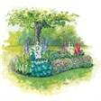Раухова мельница - иконка «сад» в Бородино
